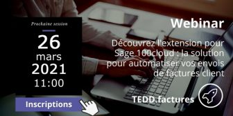 Comment envoyer vos factures électroniques en un clic avec TEDD.factures
